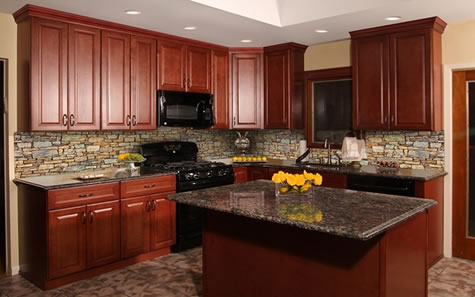 Stone Age Tile Cabinets