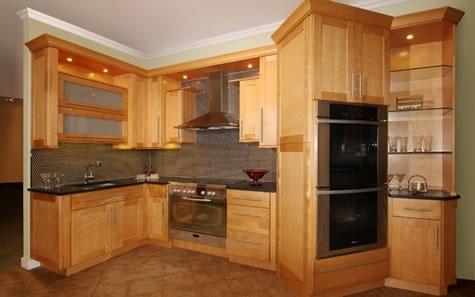 Fabuwood Cabinets fabuwood cabinet Landmark-Natural :Stone Age Tile ...